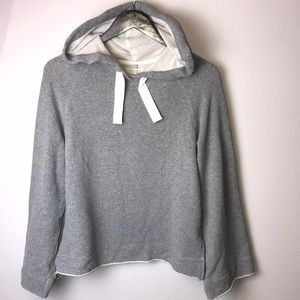 Mile(s) by Madewell oversized hoodie